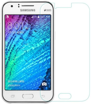 Friend Mild Tempered Glass Guard for Samsung Galaxy J1