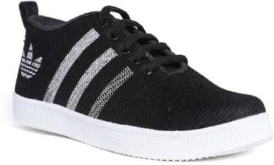 BLACK SONS Sneakers Sneakers For Men(Black)