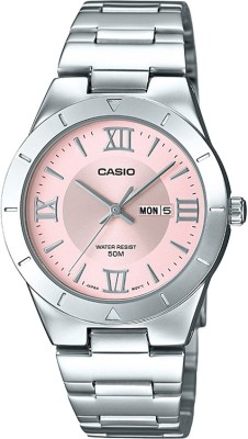 Image of Casio A1187 Enticer Watch - For Women