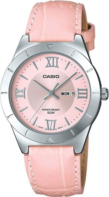 Casio A1189 Enticer Lady Analog Watch For Women