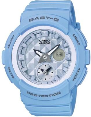 Casio BX080 Baby-G Analog-Digital Watch For Women