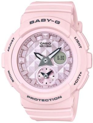 Casio BX081 Baby-G Analog-Digital Watch For Women