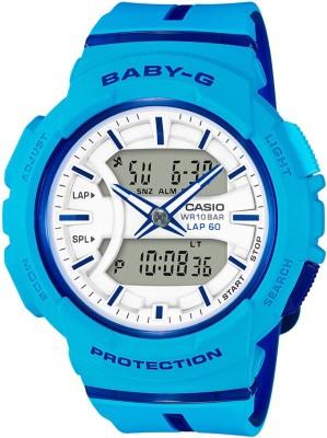 Casio B197 Baby-G Analog-Digital Watch For Women