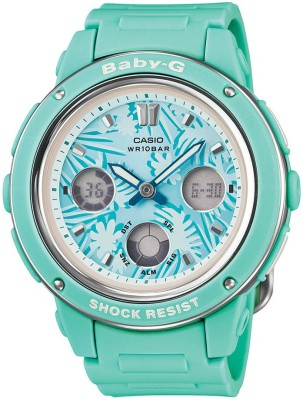 Casio B155 Baby-G Analog-Digital Watch For Women
