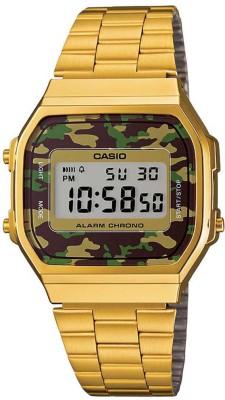 Casio D146 Vintage Digital Watch For Unisex