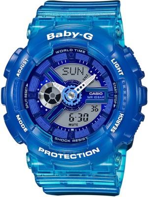 Casio BX088 Baby-G Analog-Digital Watch For Women