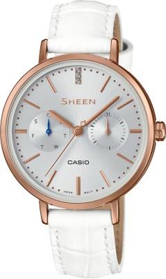 Casio SX197 Sheen Analog Watch For Women