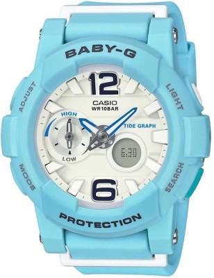 Casio BX078 Baby-G Analog-Digital Watch For Women