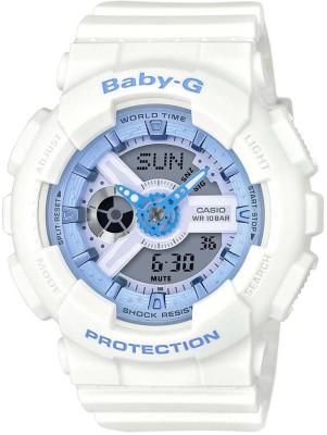 Casio BX083 Baby-G Analog-Digital Watch For Women