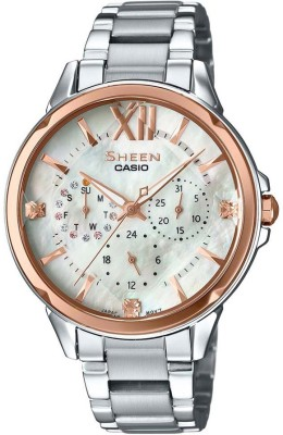 Casio SH200 Sheen Analog Watch For Women