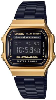 Casio D148 Vintage Digital Watch For Unisex
