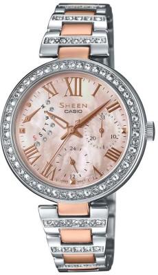Casio SH195 Sheen Analog Watch For Women