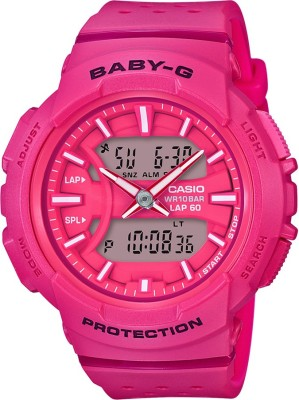 Casio B189 Baby-G Analog-Digital Watch For Women