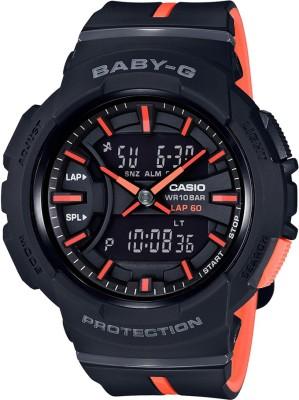 Casio B195 Baby-G Analog-Digital Watch For Women