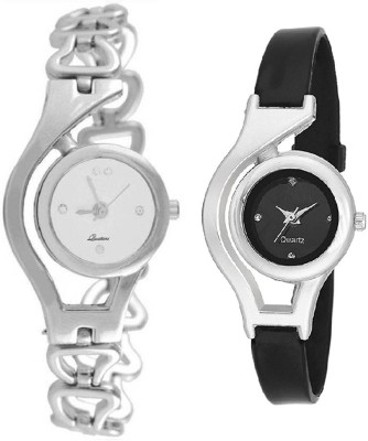 keepkart New Arrival Lorem Super Hot Collection And Fast Selling Combo Watches Choice By Woman And Girls Watch  - For Girls