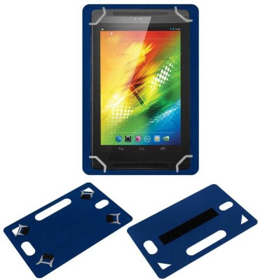 ACM Back Cover for Xolo Play Tegra Note(Blue, Grip Case, Artificial Leather)