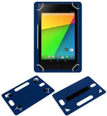 ACM Back Cover for Asus Google Nexus 7c 2013(Blue, Grip Case, Artificial Leather)