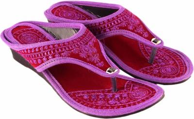 Shopping World Women Pink Flats