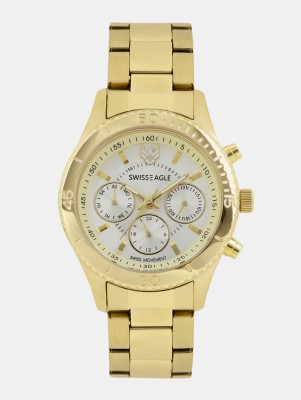 Swiss Eagle SE-9105-11  Analog Watch For Women