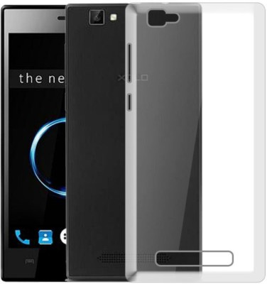 huge selection of a834d b618a Hello Zone Back Cover for Xolo Era 1X Pro(Transparent, Flexible Case)