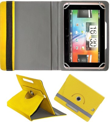 Fastway Book Cover for HTC EVO View 4G(Yellow)