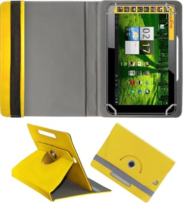 Fastway Book Cover for Simmtronics X Pad Turbo(Yellow)