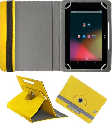 Fastway Book Cover for Zync Z 930(Yellow)