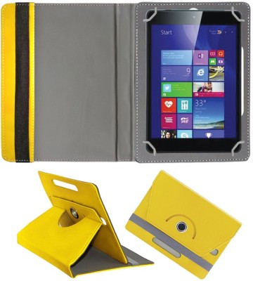 Fastway Book Cover for iball Slide 6318i(Yellow)