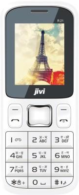 Jivi JFP R21 White   Grey Jivi Mobiles