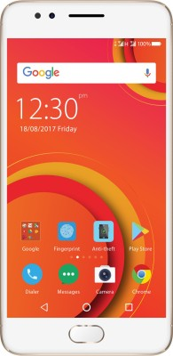 Comio S1 4G (Sunrise Gold, 32 GB)(2 GB RAM) at flipkart
