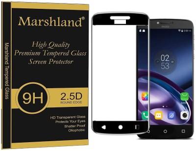 Marshland Tempered Glass Guard for Motorola Moto C Plus Pack of 1 Marshland Screen Guards