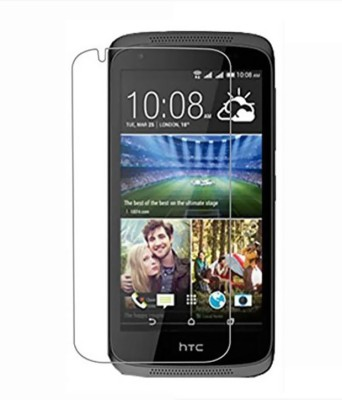 COZR Tempered Glass Guard for HTC Desire 526  available at flipkart for Rs.149