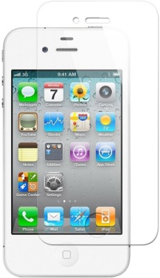 Gemsio Tempered Glass Guard for Apple iPhone 4, Apple iPhone 4s