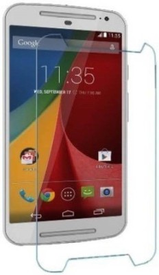 ROBMOB Tempered Glass Guard for Motorola Moto G (2nd Generation)(Pack of 1)