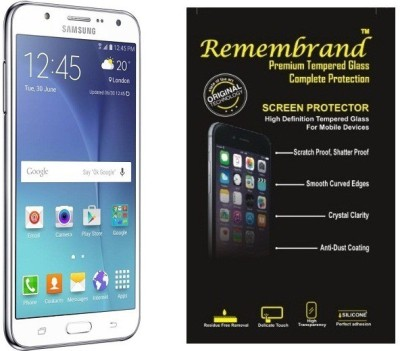 Cormec Tempered Glass Guard for Samsung Galaxy J5 Prime(Pack of 1)