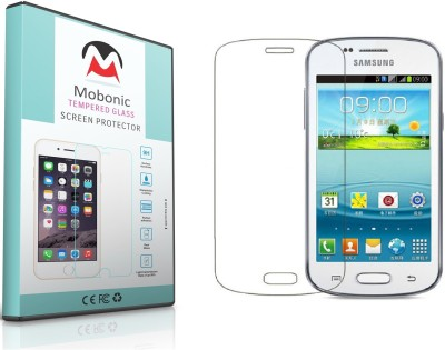 Mobonic Tempered Glass Guard for Samsung Galaxy Star Pro(Pack of 1)