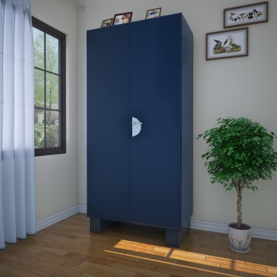 01295ce0e Buy Godrej Interio Storwel M2 Metal Almirah(Finish Color - Blue ...