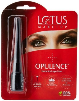 Lotus Herbals Opulence Botanical Eye Liner (Black, 4GM)