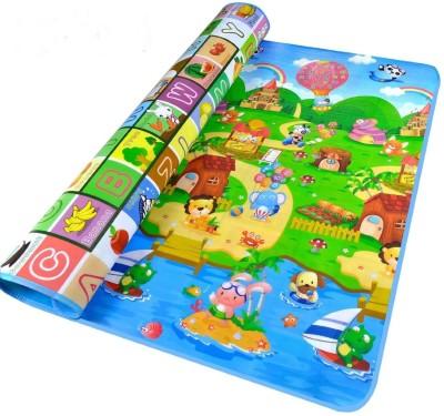 Italish Plastic Baby Play Mat(Multicolor, Free)