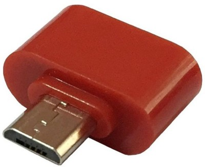 Maverick Micro USB OTG Adapter(Pack of 1) at flipkart