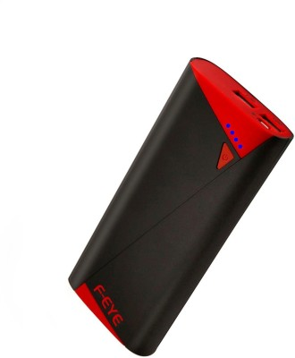 Feye 10400mAh Power Bank All Android & Smartphone 10400 mAh Power Bank(Black, Red, Lithium-ion) at flipkart