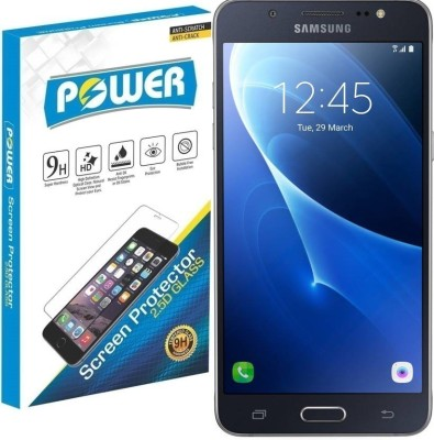 Power Tempered Glass Guard for Samsung Galaxy J5 - 6 (New 2016 Edition)(Pack of 1)