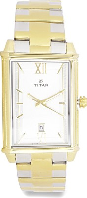 Titan 1720BM01  Analog Watch For Unisex