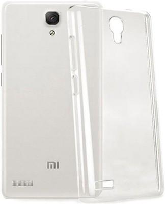 Coverage Back Cover for Mi Redmi Note 4G Transparent
