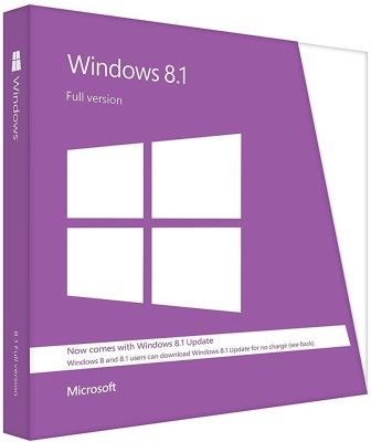 Windows 8.1 Windows 8.1 8.1 Pro 32/64 bit