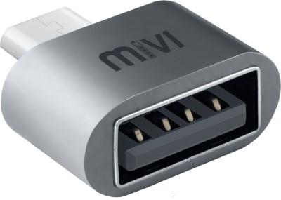 Mivi Micro USB OTG Adapter(Pack of 1)