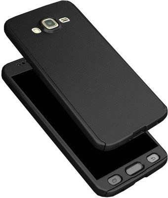 Quickie Fashion Front & Back Case for Samsung Galaxy S3/i9300(Black, Plastic)