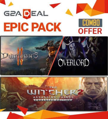 Witcher 2 Assassins of Kings G2A Combact Bundle Edtion(Digital Code Only - for PC)
