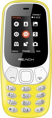 Reach Champ i(Yellow)