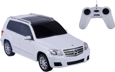 Toy House Radio Remote Control 1:24 Merc GLK-Class RC Scale Model(White) at flipkart